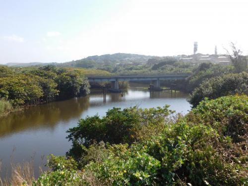 Domba River, Anerley, KZN